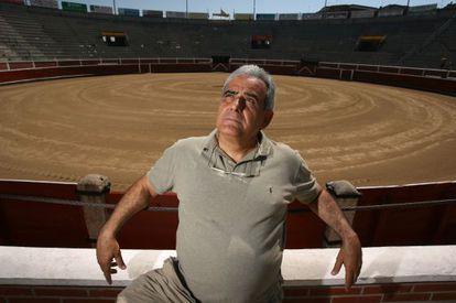 Antonio Corbacho, apoderado y forjador de toreros.