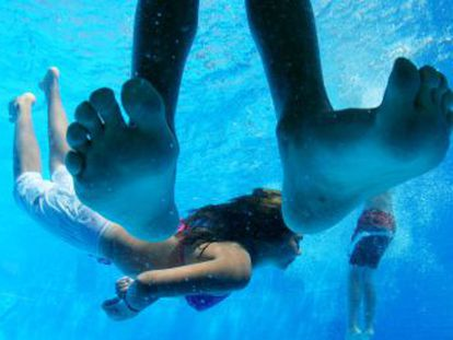 El verano pasado, 38 niños murieron ahogados en España