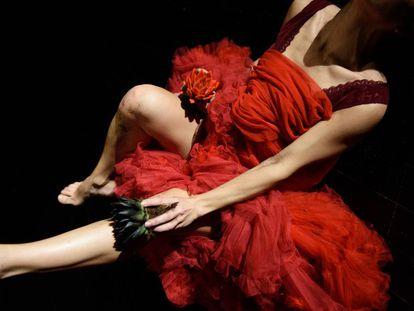 'La espina que quiso ser flor', de la compañía Olga Pericet.
