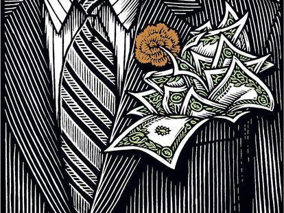 """""""Los medios cubren sin pausa las idas y venidas de los superricos. Branson, Bezos y Musk no son tres innovadores sino tres niños absurdamente ricos con juguetes absurdamente caros"""", Sam Pizzigati, investigador especializado en desigualdad."""