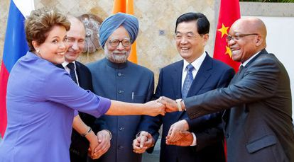 Los países emergentes, en una foto de familia.