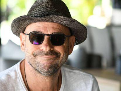 Guy Laliberté, en julio de 2019.