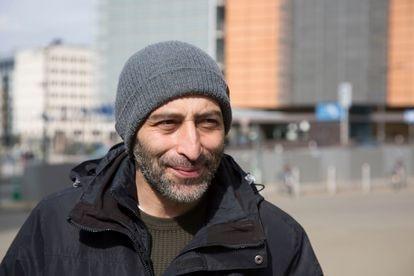 Fouad Ben Abdel Kader, educador social y protagonista del documental 'Molenbeek. ¿Generación radical?'.