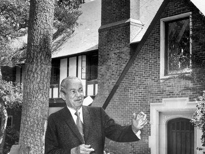 El arquitecto Paul Revere Williams.