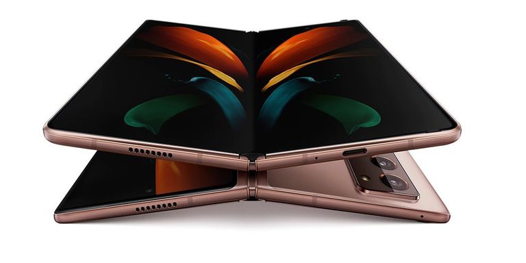 Samsung Presenta El Galaxy Z Fold 2
