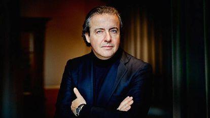 El director de orquesta Juanjo Mena.