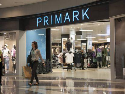 Tienda Primark, en el centro comercial Plenilunio