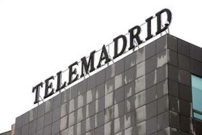 La sede de la autonómica Telemadrid.
