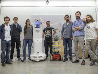 La Universidad Pablo de Olavide desarrolla máquinas con inteligencia social, que prevén tus intenciones, reconocen por la cara el estado de ánimo y saben comportarse en público