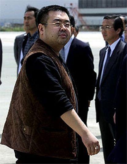 El hijo del presidente de Corea del Sur abandona Japón rumbo a Pekín