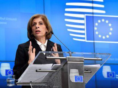 La Comisión Europea cree que Italia está afrontando la crisis  con rapidez y transparencia