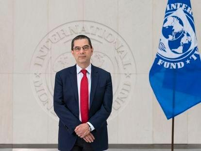 Vitor Gaspar, en una imagen de archivo.