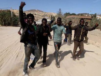 El tribunal declara que España no vulneró los derechos humanos al expulsar a dos subsaharianos a Marruecos