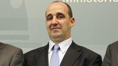 Ignacio Ulloa, el hasta hoy secretario de Estado de Seguridad.