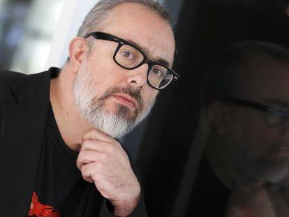 El cineasta Alex de la Iglesia.