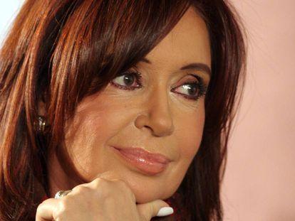 La expresidenta Cristina Fernández hizo su descargo por internet.