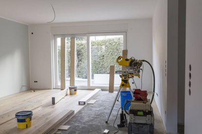 La reforma integral de una vivienda de 90 metros cuadrados cuesta entre 26.000 y 30.000 euros.