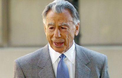El magnate Kirk Kerkorian, en una foto de archivo