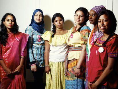FOTORRELATO: Seis jóvenes comparten sus historias de discriminación y lucha.