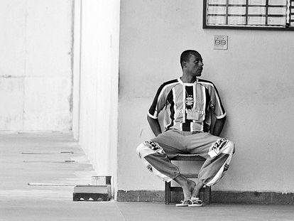 Cárcel brasileña de Santa Luzia. En los centros APAC los presos se involucran en la organización de todos los aspectos de la vida diaria.