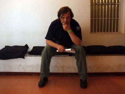 El Director y compositor serbio Emir Kusturica