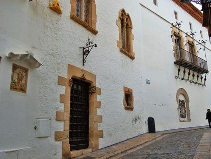Sitges (Barcelona) conmemorará el 90 aniversario de la muerte del pintor Santiago Rusiñol.