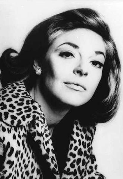 Anne Bancroft, en una imágen de 1962.