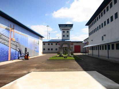 Prisión de A Lama (Pontevedra).