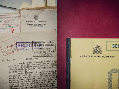 Entramos en el laberinto de los secretos de Estado en España.