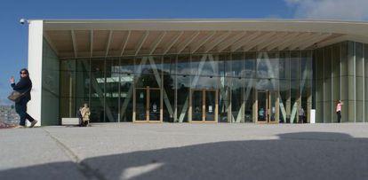 Centro Ágora, de A Coruña, donde se acumulan los casos de enchufismo