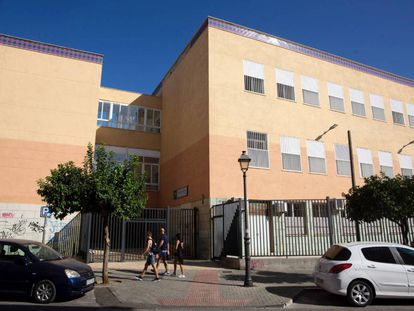 Conservatorio Superior de Danza Ángel Pericet, en Málaga.