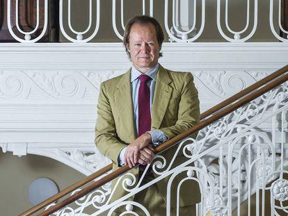 Sebastian Waldburg, socio fundador de SI Capital Private Equity.