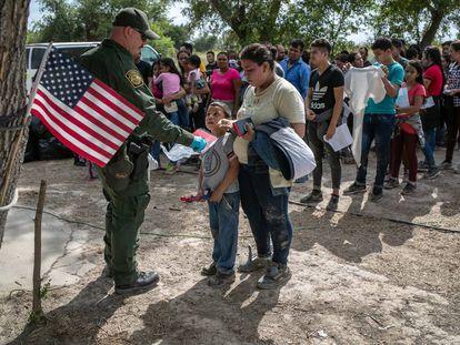 Sor Norma Pimentel, la monja de los inmigrantes