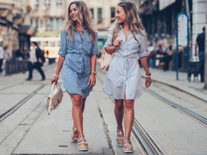 Llega esa época del año en la que llevamos sandalias habitualmente y los pies quedan más expuestos. GETTY IMAGES