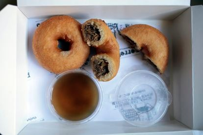 Donuts  de cocido a domicilio de PerretxiCo.