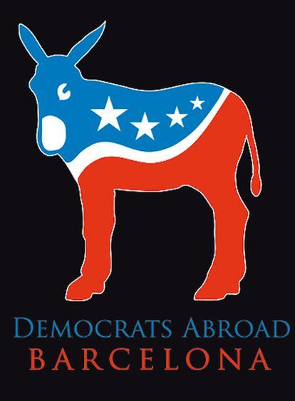 Cartel de Democrats Abroad.