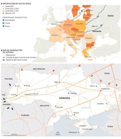 Fuente: World Energy Atlas / Reuters.