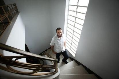Guilherme Boulos, fotografiado el 11 de noviembre de 2020.