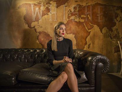Vídeo sobre el auge de las telenovelas turcas en todo el mundo. En la imagen, la actriz Öznür Serçeler ha participado en éxitos internacionales como 'Dolunay' y 'Pájaro soñador'.
