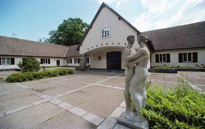 La villa de Bogensee, a 15 kilómetros de Berlín.