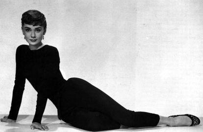 El estilo de Audrey Hepburn influyó en la aceptación del pantalón.