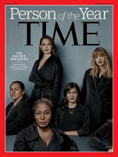 'Quienes rompieron el silencio', los personajes del año pasa Time.