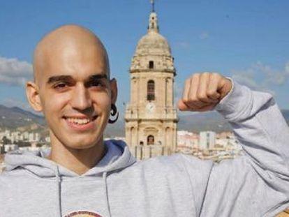 El atleta marbellí, que padecía leucemia, fue sometido a un trasplante en noviembre