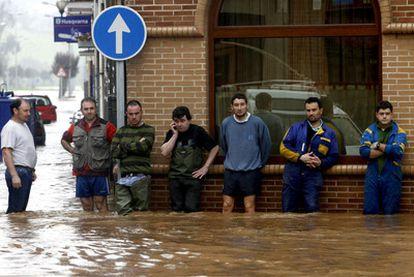 Las últimas inundaciones, como la de Villaviciosa (Asturias), aumentan la sensación de que no hay calentamiento.