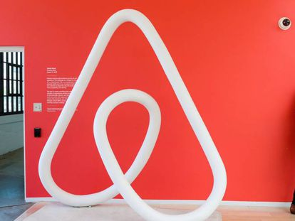 Sede de Airbnb en San Francisco, California (EE UU), en una foto de archivo.