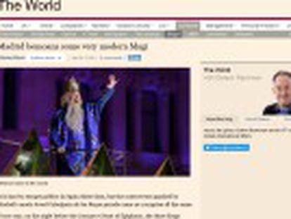 El diario británico cree que la controversia refleja un dilema que afronta Podemos  si puede perder capital político en temas delicados en vez de centrarse en su agenda