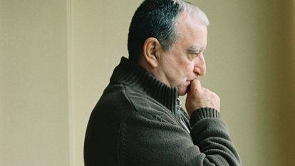 El escritor Rafael Chirbes, en una imagen de 2016.