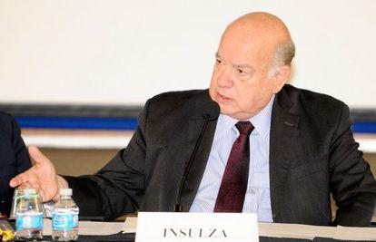 El secretario general de la OEA, José Miguel Insulza.