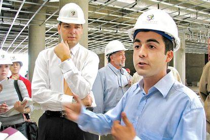 El empresario mexicano del sector inmobiliario Felipe Tomé en una foto de archivo.