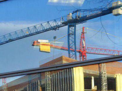 La crisis atrapó miles de millones de euros en patrimonio inmobiliario a precios inflados.